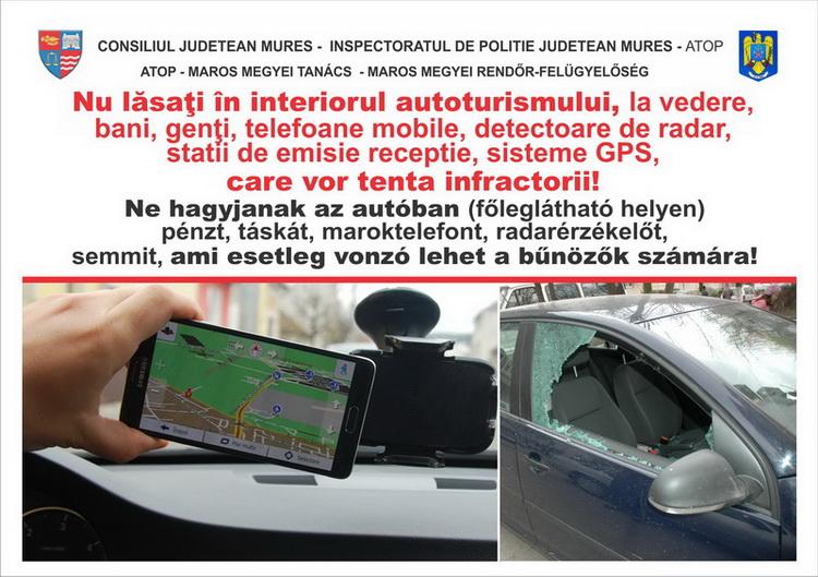 Vizualizati imaginile din articolul: Parcari - siguranța autovehiculului