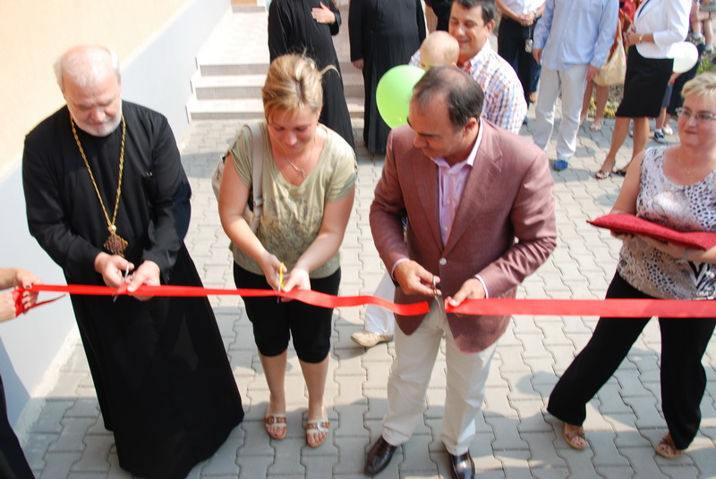 Vizualizati imaginile din articolul: The most modern crèche from Tîrgu-Mureş municipality has been inaugurated today in Unirii neighborhood (this article is available in Romanian and Hungarian language only)