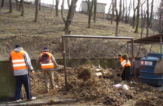 """Vizualizati imaginile din articolul: """"Curăţenia generală de primăvară"""" - 26.03-31.03.2012"""