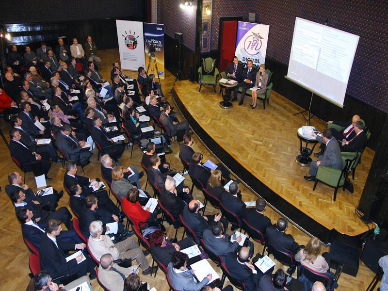 Vizualizati imaginile din articolul: Conferinţa 'Digital Mureş', 9 decembrie 2010