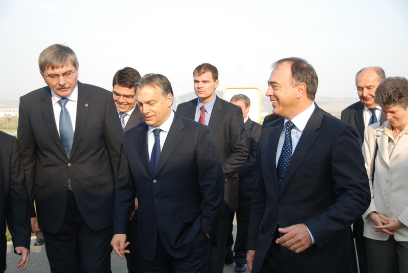 Vizualizati imaginile din articolul: Orbán Viktor – Dorin Florea találkozó