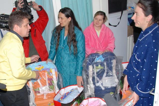 Vizualizati imaginile din articolul: Felicitări celor mai tineri târgumureşeni