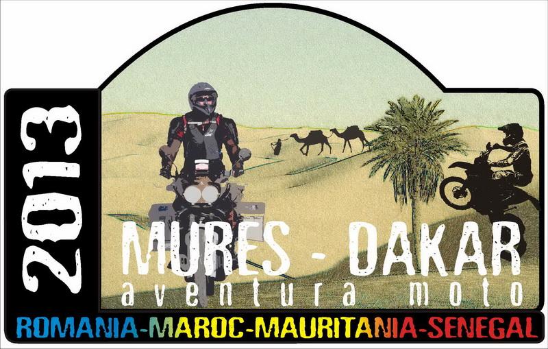 Vizualizati imaginile din articolul: Spre Dakar, pe două roţi
