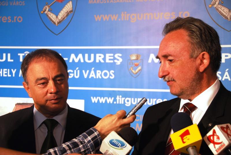 Vizualizati imaginile din articolul: Ambasadorul Macedoniei, oaspetele primăriei