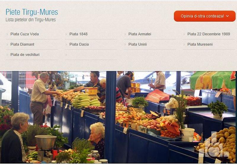 Vizualizati imaginile din articolul: Programul pieţelor de sărbători
