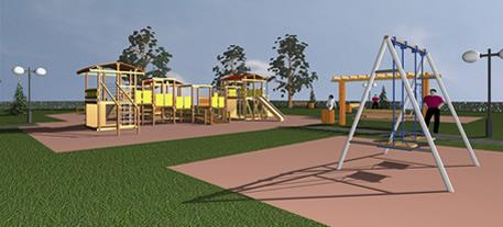 Vizualizati imaginile din articolul: New parks in Tirgu-Mures Municipality- Carpaţi Alley, Haţeg Alley and Vrancea Alley