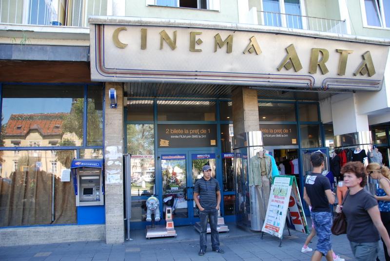 Vizualizati imaginile din articolul: Cinematograful ARTA