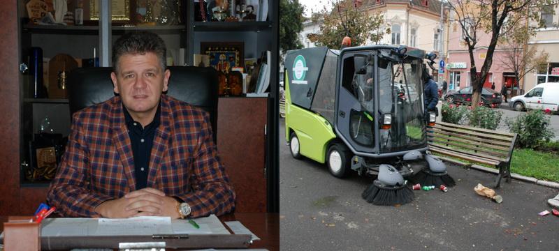 Vizualizati imaginile din articolul: Curăţenia – una din priorităţile municipalităţii târgumureşene