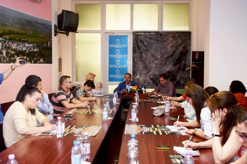 Vizualizati imaginile din articolul: Tîrgu Mureş, oraş turistic cultural