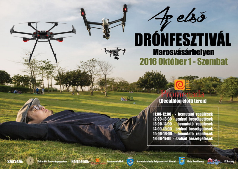 Vizualizati imaginile din articolul: Primul Festival al Dronelor