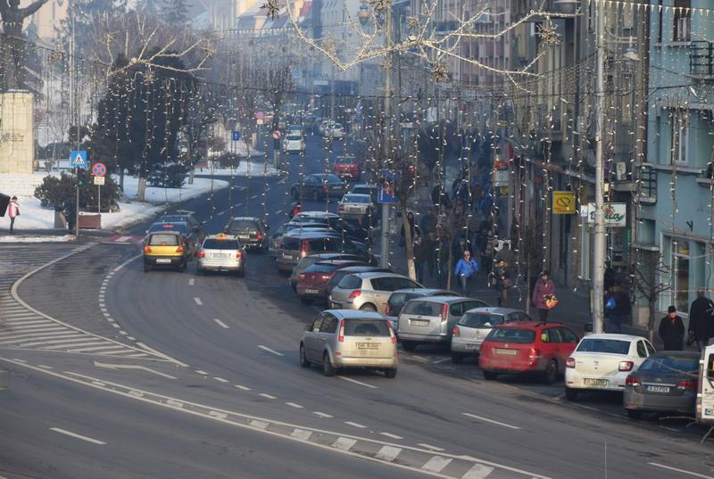 Vizualizati imaginile din articolul: Tegyenek javaslatokat a marosvásárhelyi parkolási rendszerre