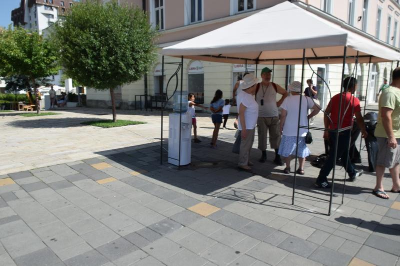 Vizualizati imaginile din articolul: Măsuri împotriva caniculei la Tîrgu Mureş