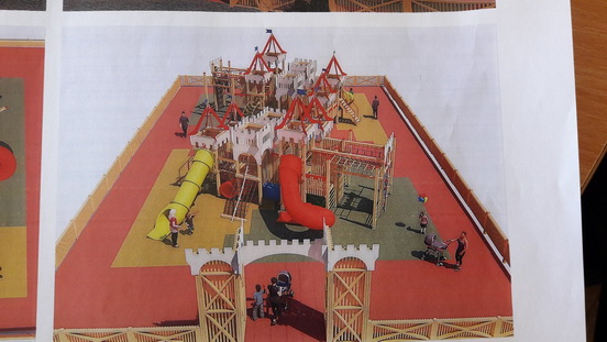 Vizualizati imaginile din articolul: Noi spaţii de recreere în Tîrgu Mureş