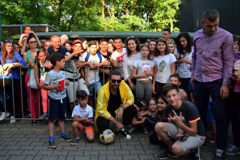 Vizualizati imaginile din articolul: Több mint hétezren vettek részt a Marosvásárhelyi Polgármesteri Hivatal által a május elsejei minivakációban szervezett eseményeken