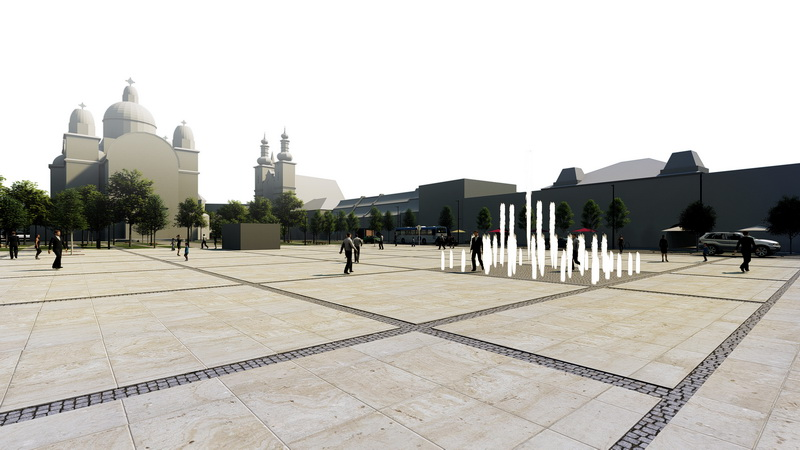 Vizualizati imaginile din articolul: Centrul municipiului Tîrgu Mureș va fi transformat!