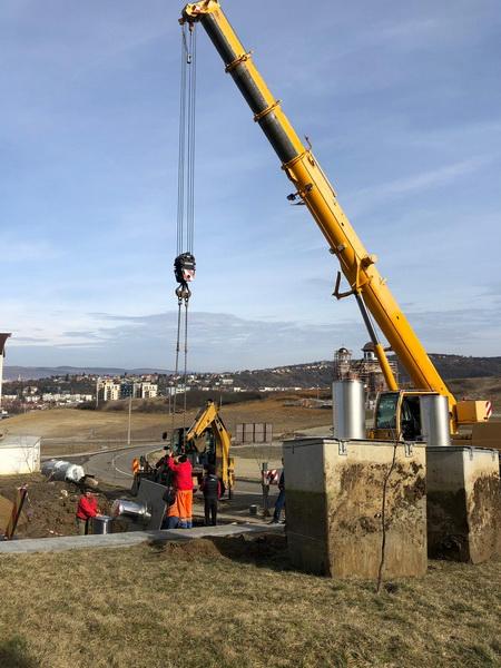 Vizualizati imaginile din articolul: Reamplasare de containere în cartierul Belvedere
