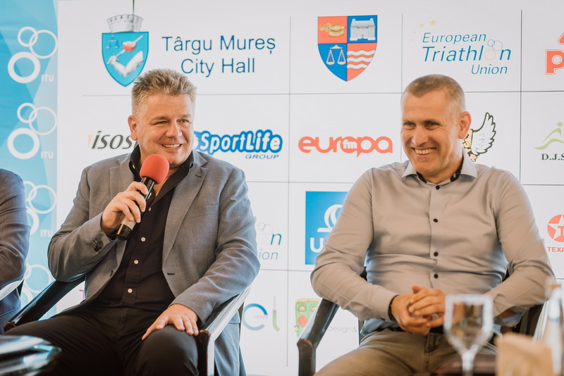 Vizualizati imaginile din articolul: Claudiu Maior: Isten hozta Önöket Marosvásárhelyen! Sok sikert a Transilvania Multisport Triathlon European Championships résztvevőinek