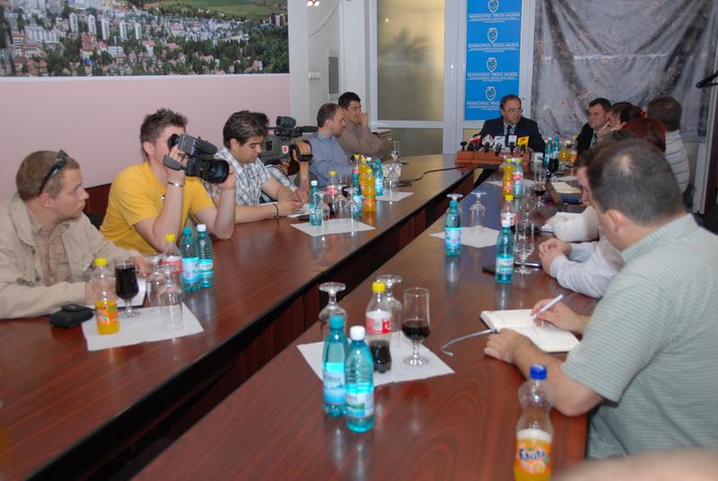 """Vizualizati imaginile din articolul: În perspectivă, la Tîrgu-Mureş, """"Orăşelul tinerilor"""""""