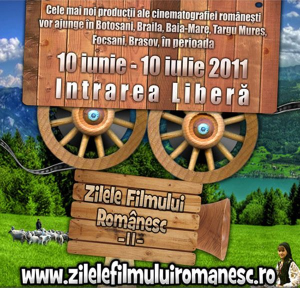 Vizualizati imaginile din articolul: 1-3 July, in Tirgu- Mures, Romanian Movie Days (this article is available in Romanian and Hungarian language only)