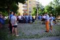 Întâlniri cu cetăţenii...pe strada Măgurei!