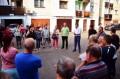 Consilierul primarului, Claudiu Maior, s-a întâlnit cu cetăţenii de pe strada Rămurele