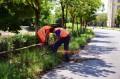 Új korlátok a Kárpátok sétányon a vízturbina mentén