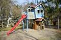 Parc de joacă nou și zonă de relaxare în pregătire pe Serpentina Veche din Târgu Mureș