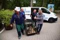 Cinci exemplare noi au ajuns la Grădina Zoologică din Târgu Mureș: trei maimuțe din specia macac japonez și doi coati! Animalele, confiscate de la o persoană fizică, pot fi admirate deja de vizitatori.
